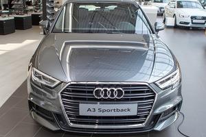 Новый автомобиль Audi A3, 2017 года выпуска, цена 1 603 203 руб., Москва