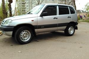 Подержанный автомобиль Chevrolet Niva, хорошее состояние, 2007 года выпуска, цена 230 000 руб., Смоленск