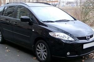 Автомобиль Mazda 5, отличное состояние, 2008 года выпуска, цена 580 000 руб., Барнаул
