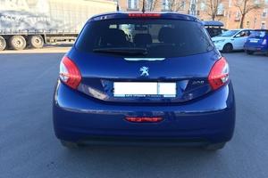 Автомобиль Peugeot 208, отличное состояние, 2013 года выпуска, цена 445 000 руб., Санкт-Петербург