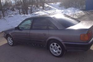 Подержанный автомобиль Audi 100, отличное состояние, 1991 года выпуска, цена 165 000 руб., Дмитров