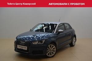 Подержанный автомобиль Audi A1, отличное состояние, 2015 года выпуска, цена 899 000 руб., Москва