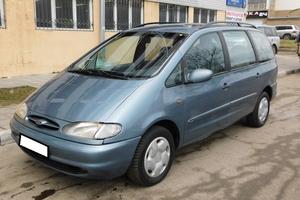 Авто Ford Galaxy, 2000 года выпуска, цена 255 000 руб., Москва