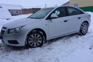 Автомобиль Chevrolet Cruze, отличное состояние, 2012 года выпуска, цена 470 000 руб., Азнакаево