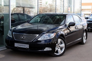 Авто Lexus LS, 2008 года выпуска, цена 849 000 руб., Москва