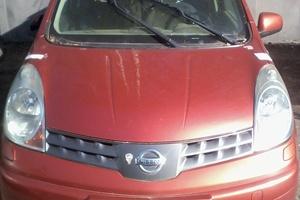 Автомобиль Nissan Note, битый состояние, 2007 года выпуска, цена 80 000 руб., Шатура