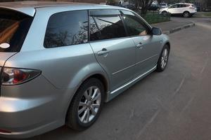 Автомобиль Mazda Atenza, среднее состояние, 2005 года выпуска, цена 255 000 руб., Москва