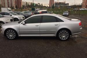 Подержанный автомобиль Audi A8, среднее состояние, 2003 года выпуска, цена 250 000 руб., Ростов-на-Дону