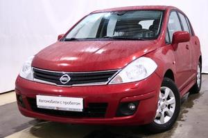 Авто Nissan Tiida, 2012 года выпуска, цена 480 000 руб., Санкт-Петербург