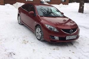 Автомобиль Mazda 6, отличное состояние, 2008 года выпуска, цена 500 000 руб., Ханты-Мансийск
