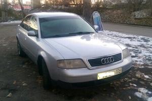 Автомобиль Audi A6, хорошее состояние, 1998 года выпуска, цена 185 000 руб., Челябинск