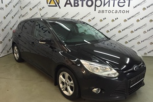Авто Ford Focus, 2012 года выпуска, цена 439 000 руб., Санкт-Петербург