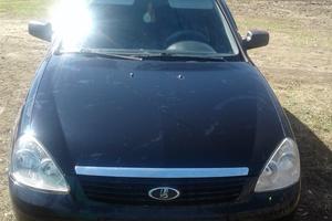 Автомобиль ВАЗ (Lada) Priora, хорошее состояние, 2007 года выпуска, цена 165 000 руб., Кыштым