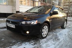 Автомобиль Mitsubishi Lancer, хорошее состояние, 2009 года выпуска, цена 425 000 руб., Набережные Челны