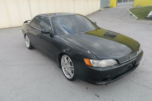 Автомобиль Toyota Mark II, отличное состояние, 1993 года выпуска, цена 265 000 руб., Тюмень