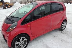 Автомобиль Mitsubishi i, хорошее состояние, 2006 года выпуска, цена 280 000 руб., Комсомольск-на-Амуре