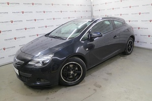 Авто Opel Astra, 2012 года выпуска, цена 530 000 руб., Москва