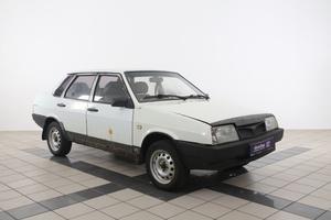 Авто ВАЗ (Lada) 2109, 1997 года выпуска, цена 35 000 руб., Иваново