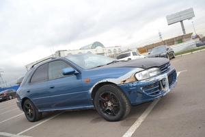 Авто Subaru Impreza, 1998 года выпуска, цена 105 000 руб., Москва