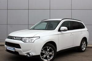 Авто Mitsubishi Outlander, 2012 года выпуска, цена 955 000 руб., Москва