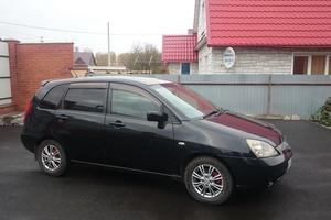 Автомобиль Suzuki Aerio, хорошее состояние, 2002 года выпуска, цена 220 000 руб., Кемерово