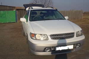 Автомобиль Nissan R'nessa, отличное состояние, 1997 года выпуска, цена 253 500 руб., Абакан