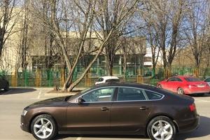 Автомобиль Audi A5, отличное состояние, 2011 года выпуска, цена 940 000 руб., Москва