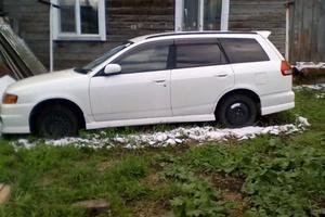 Автомобиль Nissan Wingroad, среднее состояние, 2000 года выпуска, цена 150 000 руб., Красноярск
