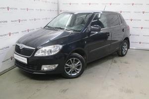 Авто Skoda Fabia, 2013 года выпуска, цена 377 415 руб., Москва