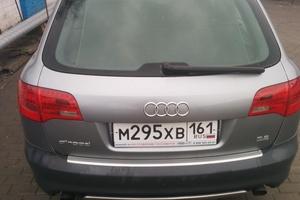 Подержанный автомобиль Audi A6, плохое состояние, 2006 года выпуска, цена 420 000 руб., Ростов-на-Дону