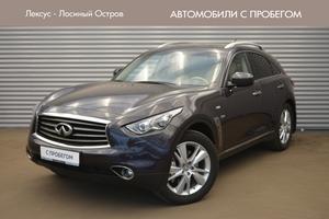 Авто Infiniti QX70, 2014 года выпуска, цена 2 150 000 руб., Москва