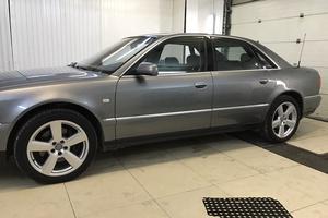 Подержанный автомобиль Audi A8, отличное состояние, 2001 года выпуска, цена 320 000 руб., Смоленск