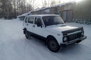Подержанный автомобиль ВАЗ (Lada) 4x4, хорошее состояние, 1999 года выпуска, цена 110 000 руб., Верхний Уфалей