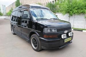 Подержанный автомобиль Chevrolet Express, отличное состояние, 2006 года выпуска, цена 990 000 руб., Москва