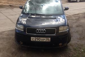 Автомобиль Audi A2, среднее состояние, 2002 года выпуска, цена 200 000 руб., Воронеж