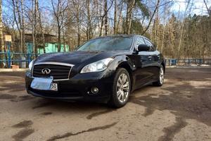 Автомобиль Infiniti M-Series, отличное состояние, 2011 года выпуска, цена 1 240 000 руб., Московская область