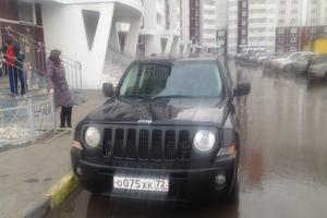 Автомобиль Jeep Patriot, хорошее состояние, 2007 года выпуска, цена 600 000 руб., Тюмень