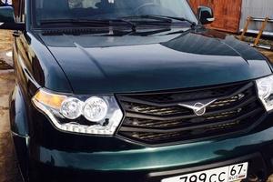 Автомобиль УАЗ Patriot, отличное состояние, 2015 года выпуска, цена 700 000 руб., Смоленск