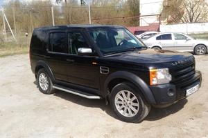 Подержанный автомобиль Land Rover Discovery, отличное состояние, 2008 года выпуска, цена 890 000 руб., Казань
