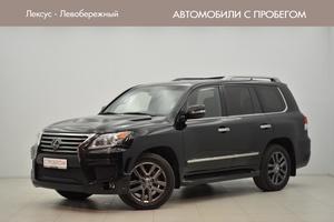 Авто Lexus LX, 2014 года выпуска, цена 3 639 000 руб., Москва