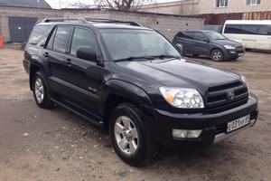 Автомобиль Toyota 4Runner, хорошее состояние, 2004 года выпуска, цена 880 000 руб., Тверь