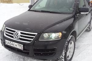 Автомобиль Volkswagen Touareg, отличное состояние, 2006 года выпуска, цена 639 000 руб., Наро-Фоминск