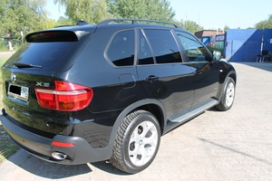 Автомобиль BMW X5, отличное состояние, 2008 года выпуска, цена 1 270 000 руб., Ногинск