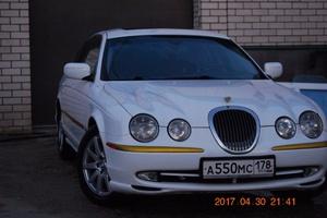 Автомобиль Jaguar S-Type, отличное состояние, 2000 года выпуска, цена 990 000 руб., Санкт-Петербург