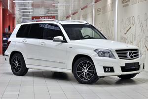 Авто Mercedes-Benz GLK-Класс, 2012 года выпуска, цена 1 155 555 руб., Москва