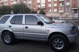 Автомобиль Isuzu Wizard, отличное состояние, 2000 года выпуска, цена 500 000 руб., республика Бурятия