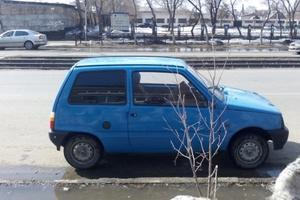 Подержанный автомобиль ВАЗ (Lada) 1111 Ока, отличное состояние, 1996 года выпуска, цена 25 000 руб., Магнитогорск