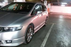 Автомобиль Honda Odyssey, хорошее состояние, 2008 года выпуска, цена 440 000 руб., Краснодар