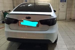 Подержанный автомобиль Kia Rio, отличное состояние, 2012 года выпуска, цена 498 000 руб., Кашира