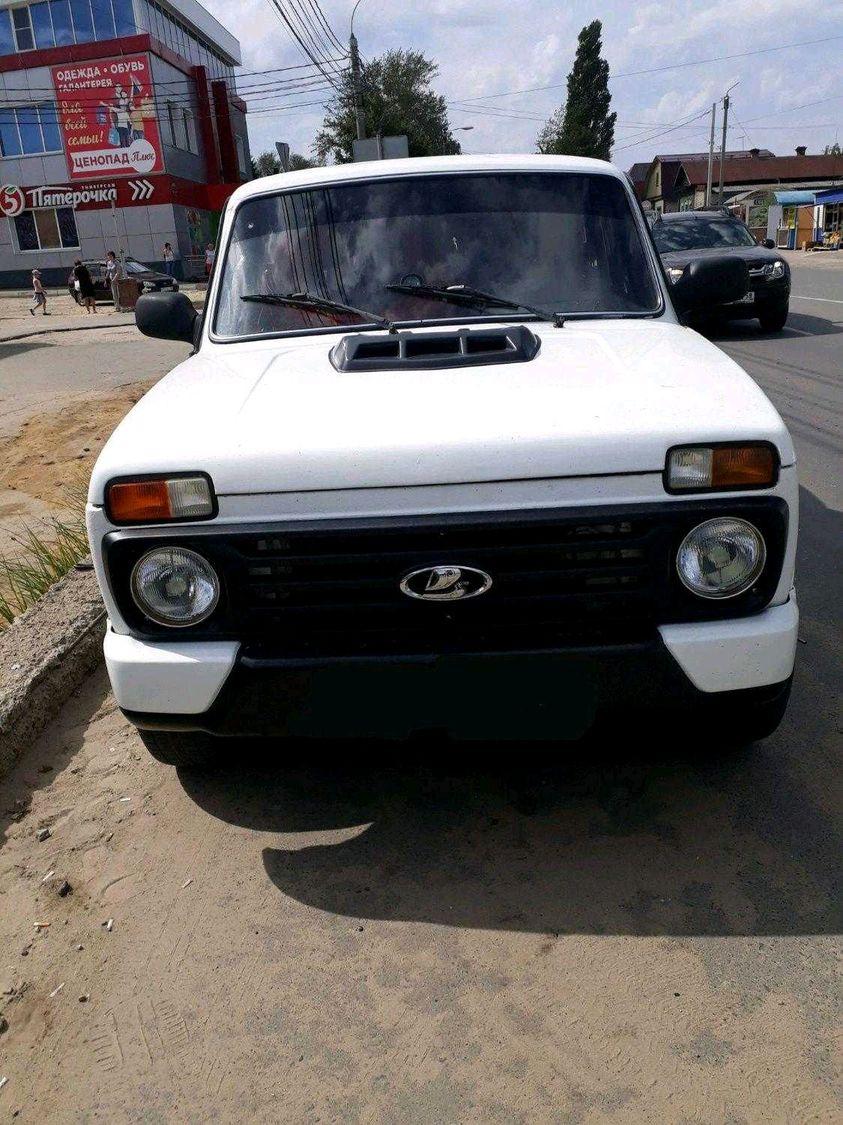 ВАЗ (Lada) 4x4, 1 поколение [рестайлинг]